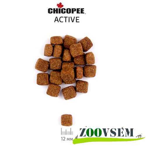 Chicopee Pro Nature Line Dog Active 20 кг фото в интернет-магазине ZooVsem.by