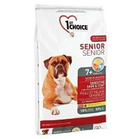 1ST CHOICE Senior Sensitive Skin & Coat All Breed фото в интернет-магазине ZooVsem.by