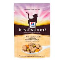 Hill's Ideal Balance Feline Adult Chicken&Vegetables 85 г фото в интернет-магазине ZooVsem.by