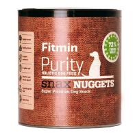 Fitmin Purity Snax Nuggets Wild, 180г фото в интернет-магазине ZooVsem.by