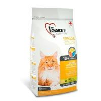 1st CHOICE cat Senior - Less Active фото в интернет-магазине ZooVsem.by