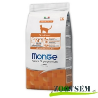 Monge Cat Monoprotein Sterilized Duck фото в интернет-магазине ZooVsem.by
